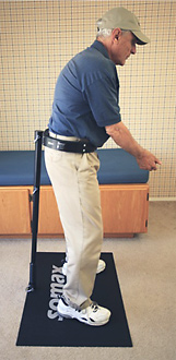 Swing Speed Posture